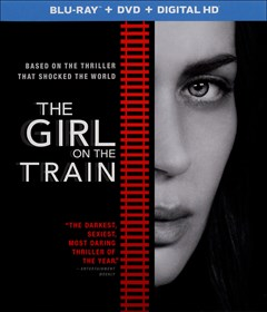 The Girl on the Train Blu-ray Box Art