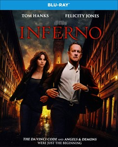 Inferno Blu-ray Box Art