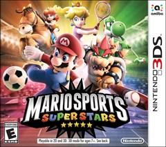 Mario Sports Superstars Nintendo 3DS Box Art