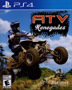 ATV Renegades PlayStation 4 Box Art