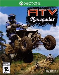 ATV Renegades Xbox One Box Art