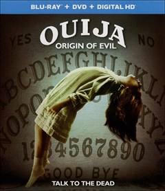 Ouija: Origin of Evil Blu-ray Box Art