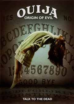 Ouija: Origin of Evil DVD Box Art