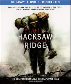 Hacksaw Ridge Blu-ray Box Art