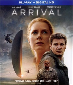 Arrival Blu-ray Box Art
