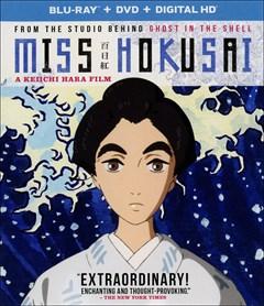 Miss Hokusai Blu-ray Box Art