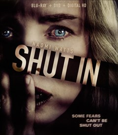 Shut In (2016) Blu-ray Box Art