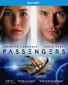 Passengers Blu-ray Box Art