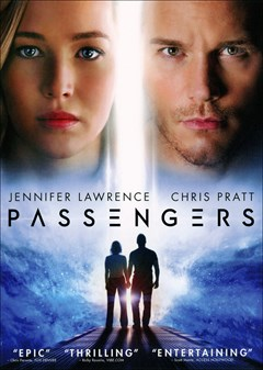 Passengers DVD Box Art
