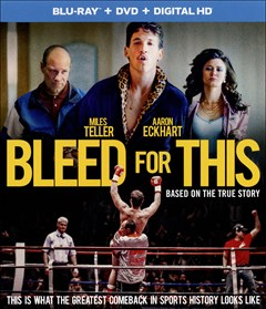 Bleed for This Blu-ray Box Art