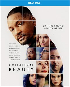 Collateral Beauty Blu-ray Box Art