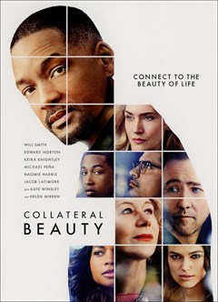 Collateral Beauty DVD Box Art
