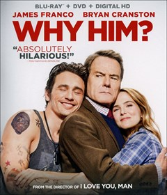 Why Him? Blu-ray Box Art
