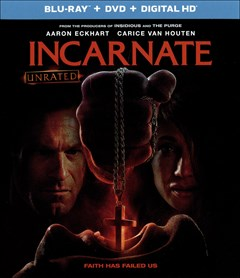 Incarnate Blu-ray Box Art