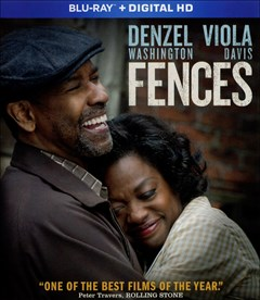 Fences Blu-ray Box Art