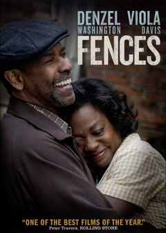 Fences DVD Box Art