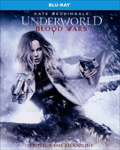Underworld: Blood Wars Blu-ray Box Art