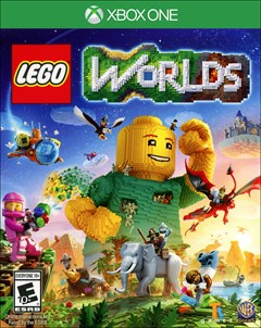 LEGO Worlds Xbox One Box Art