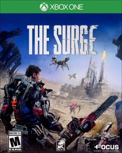 The Surge Xbox One Box Art
