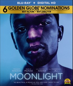 Moonlight Blu-ray Box Art