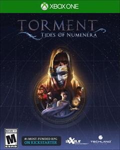 Torment: Tides of Numenera Xbox One Box Art