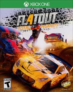 FlatOut 4: Total Insanity Xbox One Box Art