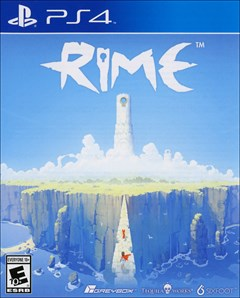 RiME PlayStation 4 Box Art