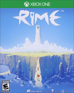 RiME Xbox One Box Art