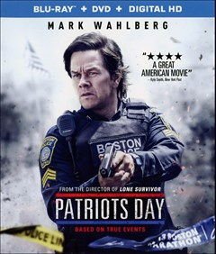 Patriots Day Blu-ray Box Art