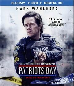 Patriots Day Blu-ray Box Art