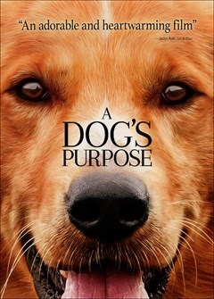 A Dog's Purpose DVD Box Art