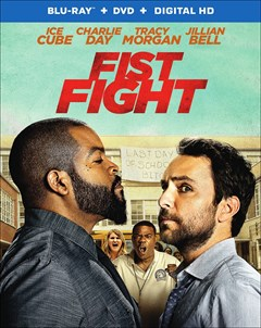 Fist Fight Blu-ray Box Art