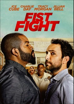 Fist Fight DVD Box Art