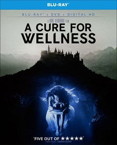 A Cure for Wellness Blu-ray Box Art