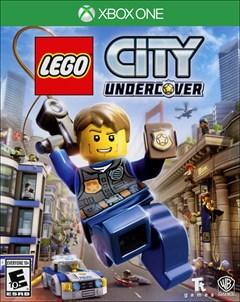 LEGO City Undercover Xbox One Box Art