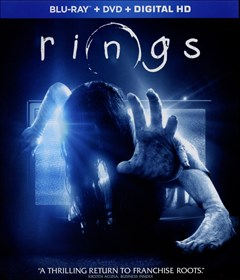 Rings (2017) Blu-ray Box Art