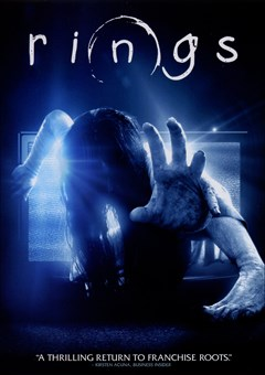 Rings (2017) DVD Box Art