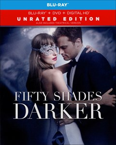 Fifty Shades Darker Blu-ray Box Art