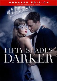 Fifty Shades Darker DVD Box Art