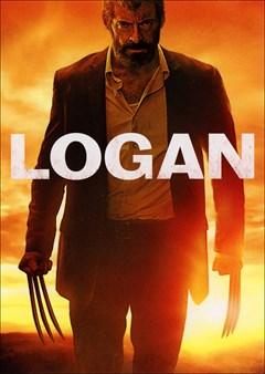 Logan DVD Box Art