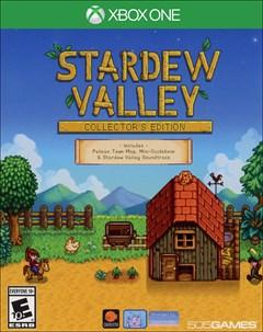 Stardew Valley Xbox One Box Art