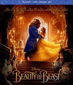 Beauty and the Beast Blu-ray Box Art