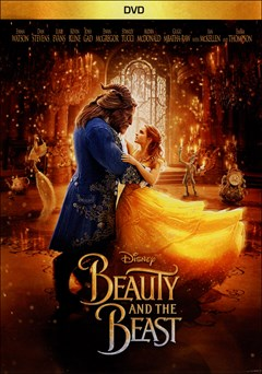 Beauty and the Beast DVD Box Art