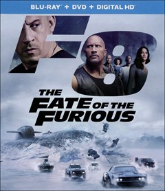 The Fate of the Furious Blu-ray Box Art