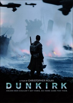 Dunkirk DVD Box Art