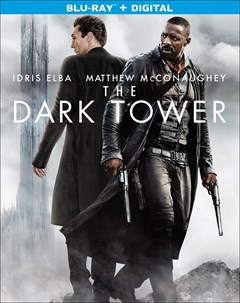 The Dark Tower Blu-ray Box Art