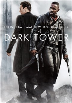 The Dark Tower DVD Box Art