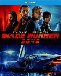Blade Runner 2049 Blu-ray Box Art