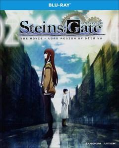Steins;Gate: The Movie - Load Region of Deja Vu Blu-ray Box Art
