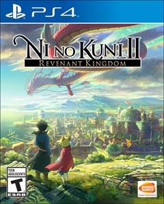 Ni No Kuni II: Revenant Kingdom PlayStation 4 Box Art